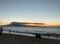Black Rock Beach sunset .. so beautiful!