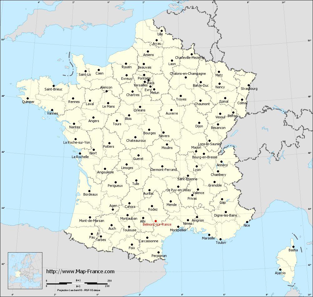 administrative-france-map-departements-Belmont-sur-Rance